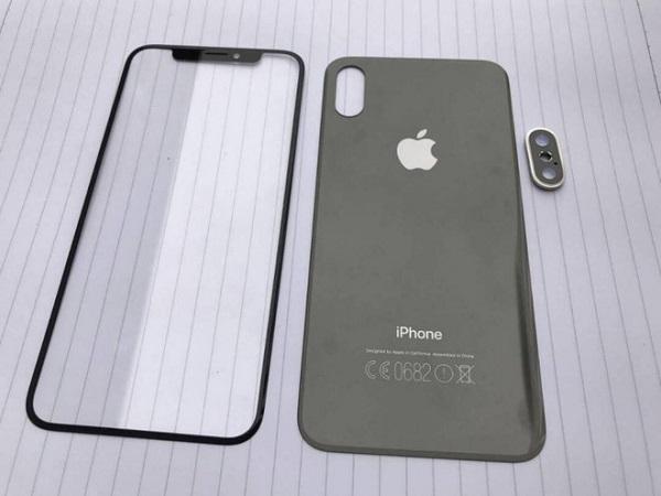 Thay Mặt kính sau iPhone X