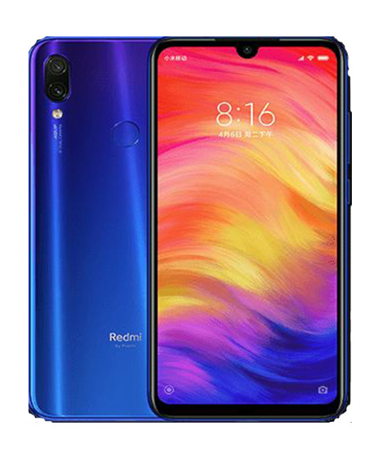 xiaomi-redmi-note-7-pro-logoo-blue