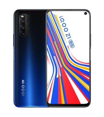 iqoo-z1-blue