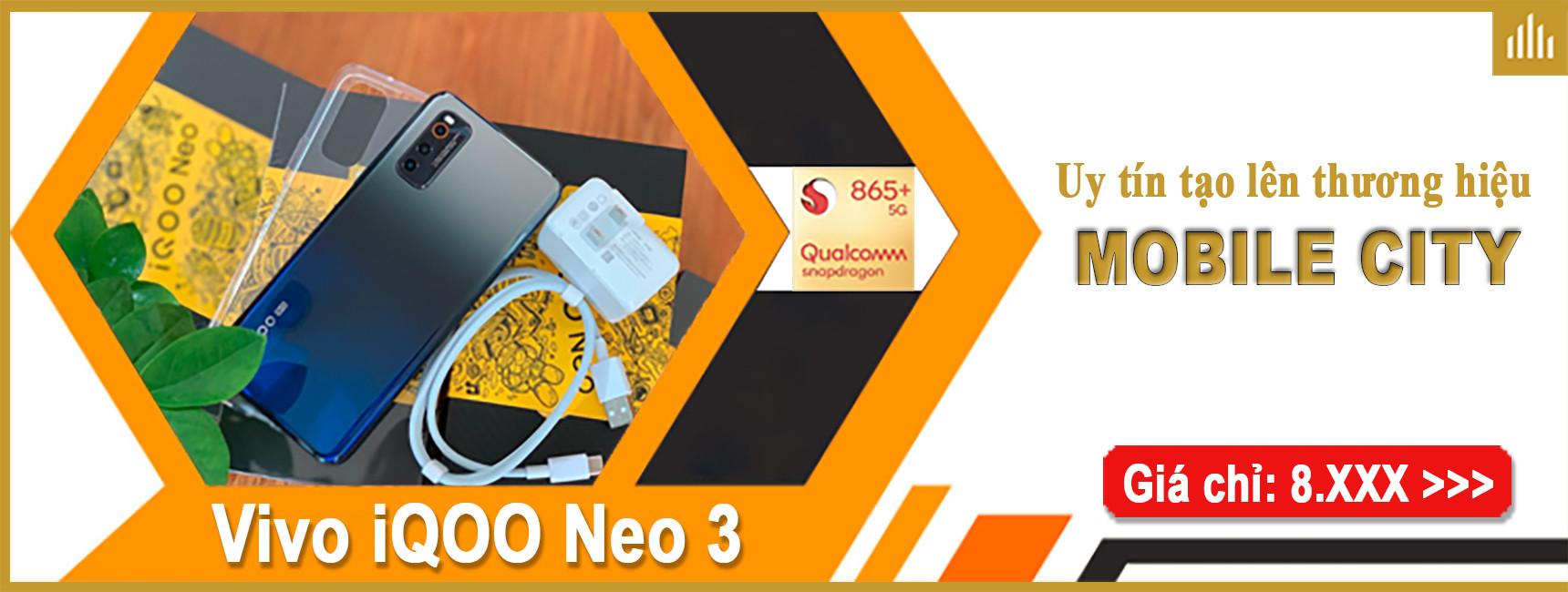 Vivo iQOO Neo 3 Mobilecity